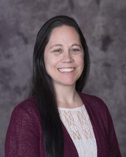 Jackie Whitworth, Associate Director of Finance