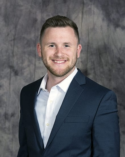 Sam McEwen, Commercial Account Manager